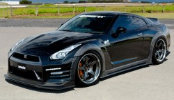 ChargeSpeed/チャージスピ-ド ボトムライン3点セット ニッサン GT-R/R35 2011~2016 FRP製